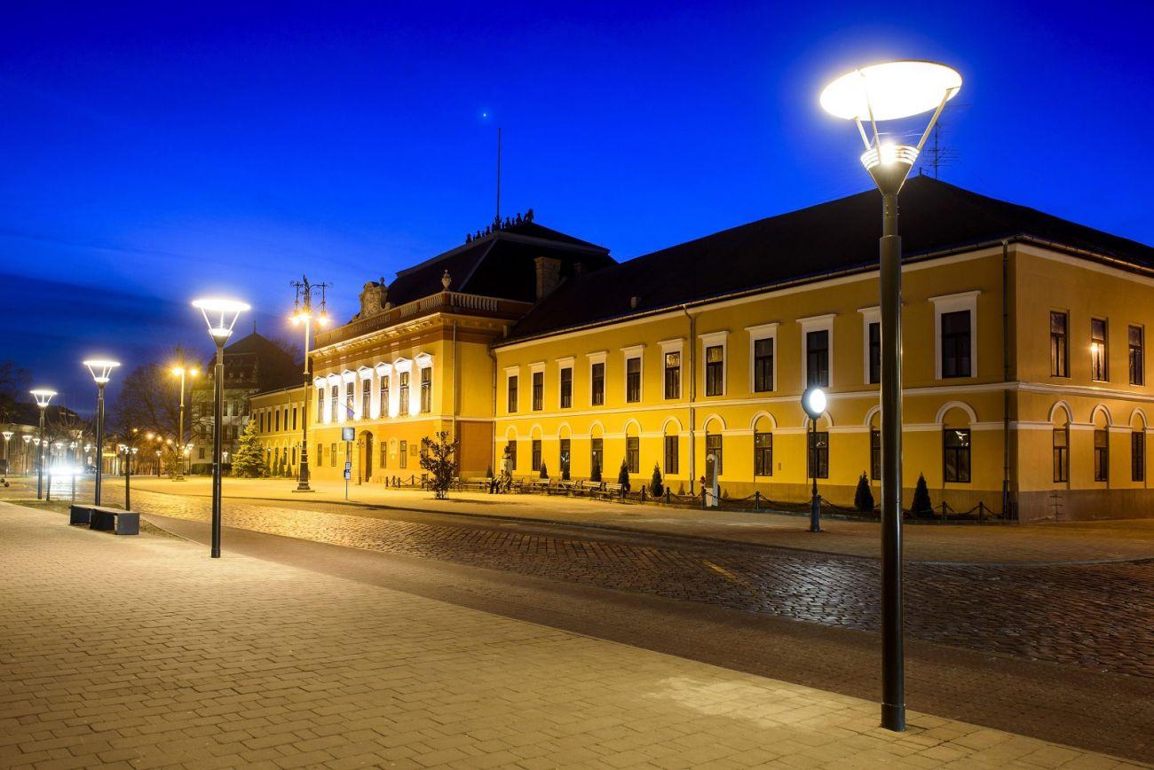 Nemzeti Örökség Intézete - Balassagyarmat, Vármegyeháza